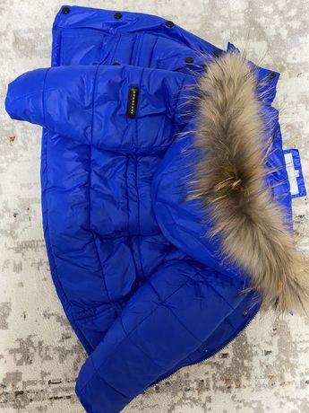 Детская зимняя куртка новая