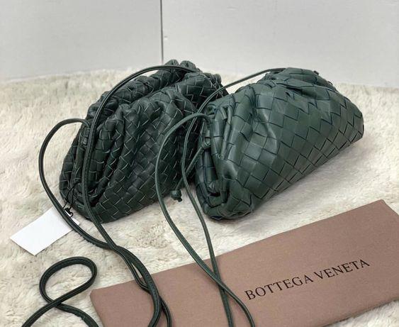 Geanta  Bottega Veneta-piele naturală 100% /cutie saculet aferent bran