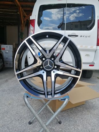 """Джанти за Мерцедес Mercedes 18"""" цола 5х112 чисто нови"""