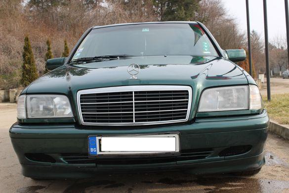 Mercedes W202 C200 Фейслифт НА ЧАСТИ / Мерцедес В202