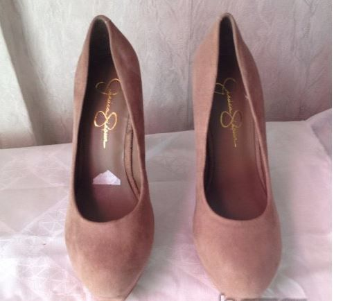 Обувки дамски ток Jessica Simpson- оригинални , номер 38 - 24 лв