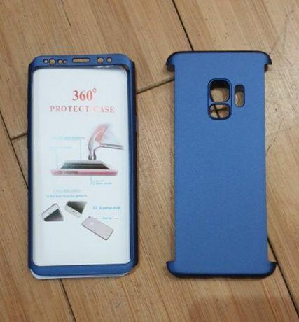 Samsung S9 Чехол - Защита 360°