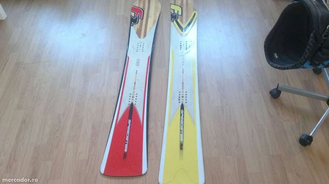 placa snowboard F2 speedster gl Carbon Core