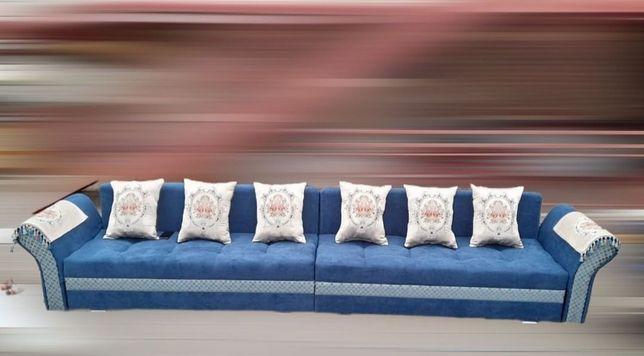 На заказ диван. Угловой диван. Сплашной диван. 3в1 трансформер диван