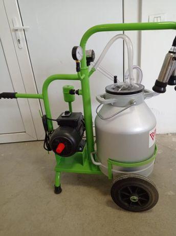 Aparat de muls vaci 1 post si 1 bidon Aluminiu 20 litri ECO 3.3