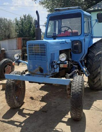 Трактор мтз 80 стартерный