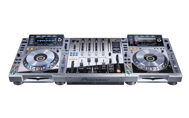Pioneer nexus platinum limited edition