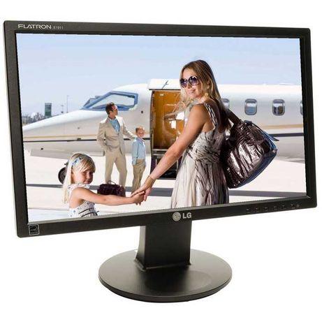 ЖК мониторы Acer G195HQV / Монитор LG Flatron E1911