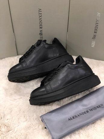Adidasi Alexander Mcqueen/Poze reale! Piele naturală inteiror exterior
