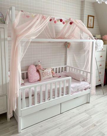 Кроватки детские домик