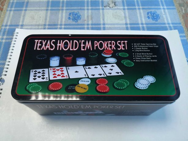 Joc poker 200 de jetoane