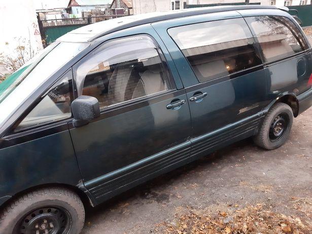 Тойота эмина 1994 года выпуска