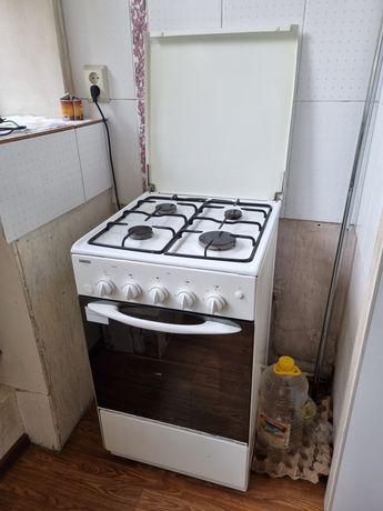Газ плита с духовкой