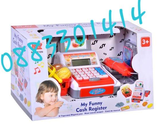 Детски касов апарат с аксесоари