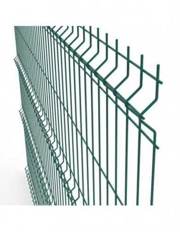 Plasa gard zincata / vopsita / panou zincat / gard zincat