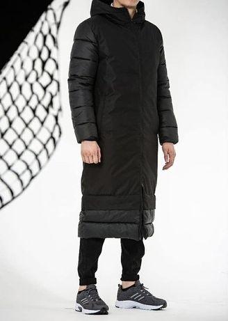 bershka куртка бомбер длинная nike adidas calvin ea7