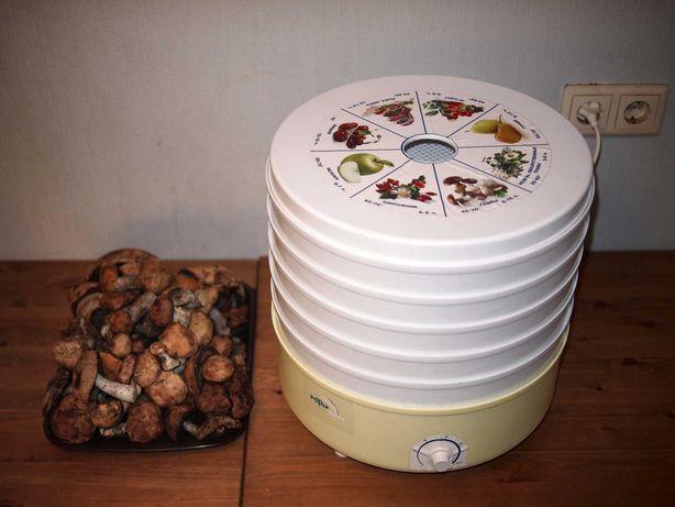 Сушилка для овощей и фруктов с гарантией на ГОД. СУШКА ДЛЯ ОВОЩЕЙ
