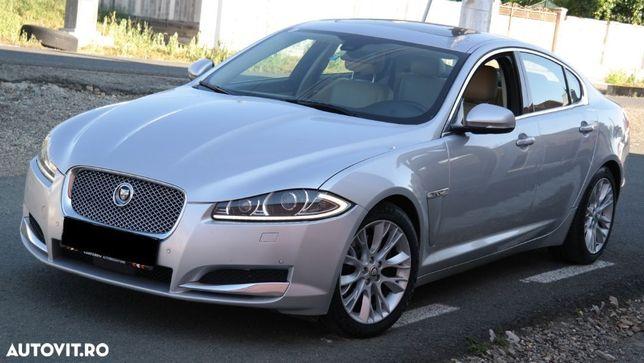Jaguar XF an 2012, 3.0 (Diesel)