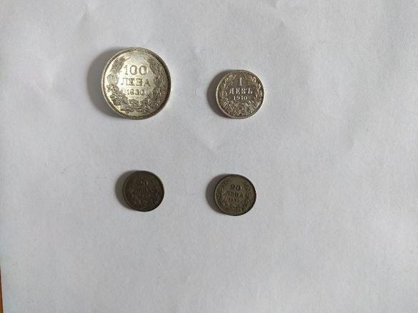Стари български, руски и други монети