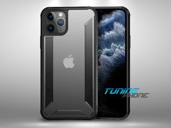 Кейс за Iphone 11/Pro/Max/XS/X - Crystal Hybrid X