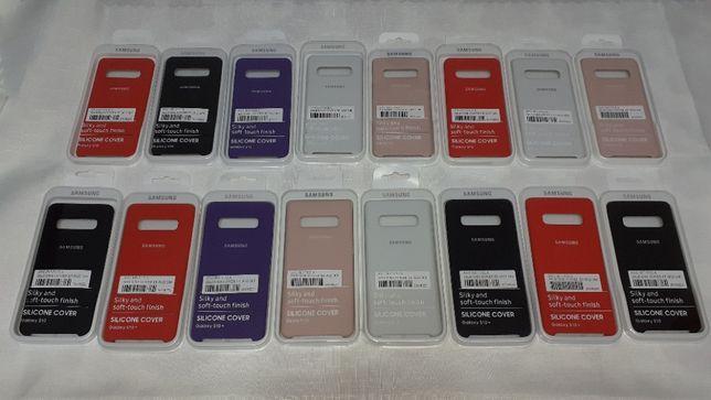 Husa Silicon Samsung S10 S8+ S8 S9+ S9 S10E S10+ S20 S20 Ultra S20+
