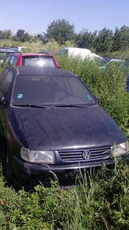 VW Polo 1.9 D и 1,4 бензин