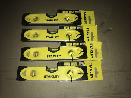 Nivela Cumpana Stanley 0-43-511 230 mm 3 fiole din Aluminiu Magnetica