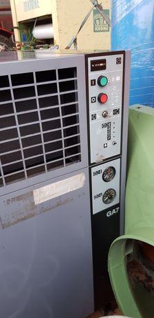 Compresor șurub complect de uscator incorporat
