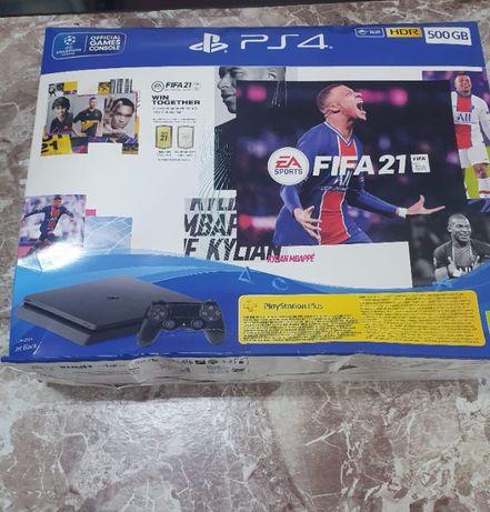 Consola jocuri SONY PlayStation 4 + Joc fifa 21
