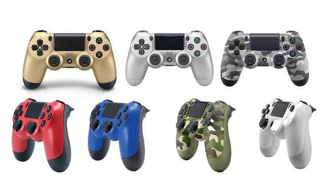 Новые геймпады DUALSHOCK 4 (v2) PS4 Любые цвета \ магазин GAMEtop