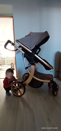 Деткая коляска. 0-3лет