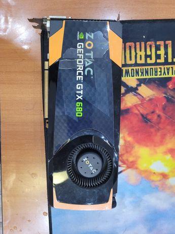 Продам GTX 680 2GB
