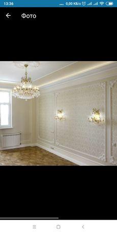 Бригада из Узбекистана. Ремонт квартир и домов бысто и не дорого