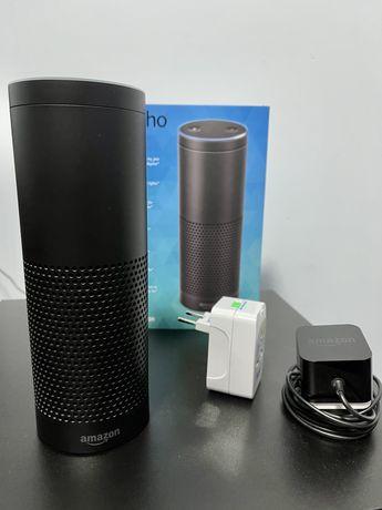 Amazon Echo with Far-field voice control