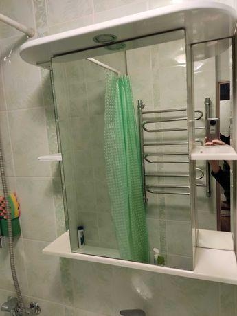 Продам зеркало-шкаф для ванной!