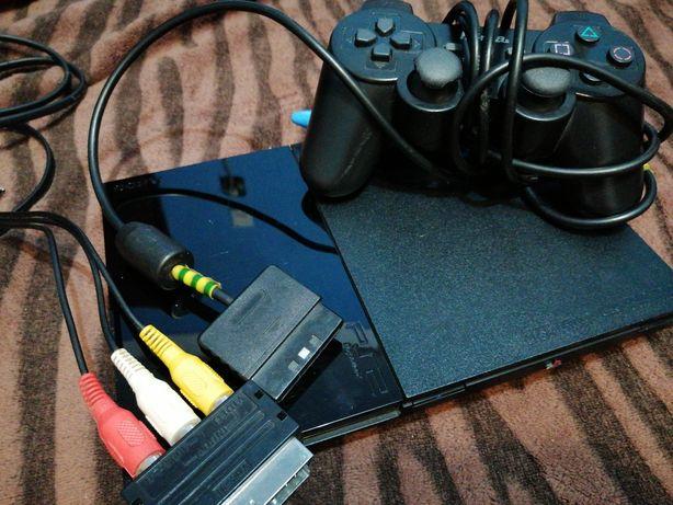 Ps2+ 1 controlăr + cablu AV