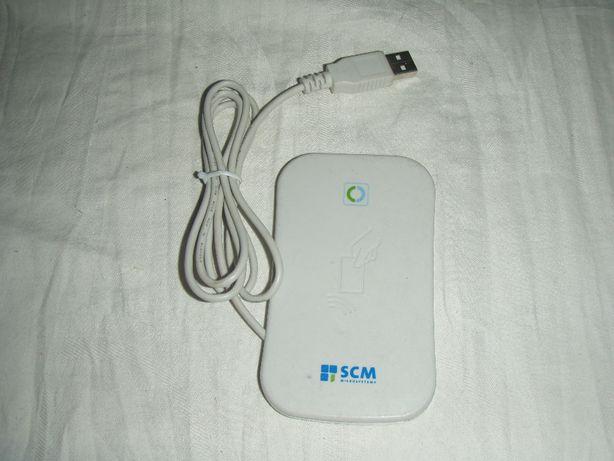 Cititor contacless carduri buletin SCM SCL011 (13.56 Mhz)
