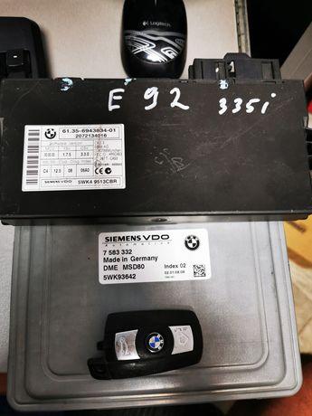 Bmw 335i N54 kit pornire