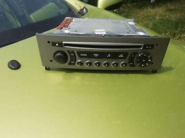 Radio cd peugeot 308 an 2009