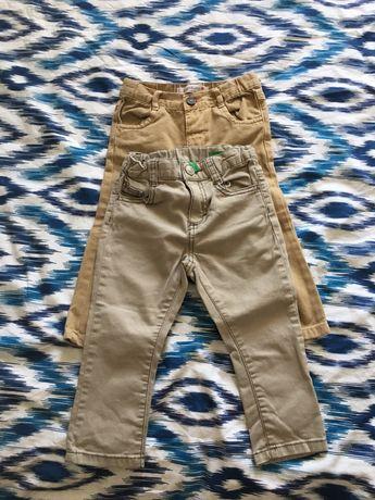 Детски панталони Benetton и Babaluno