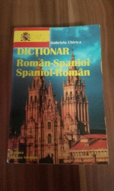 Dicționar Român Spaniol