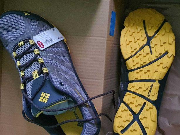 Pantofi alergare Columbia Conspiracy Razor 2, marimea 46