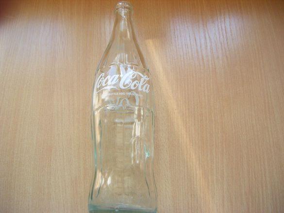 Ретро бутилка от Coca-cola