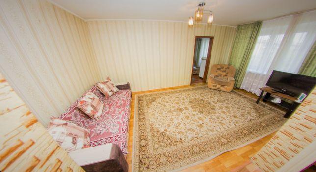 2 Ком. Квартира Посуточно - Почасово от Vita Haus. Кабельное ТВ / WiFi