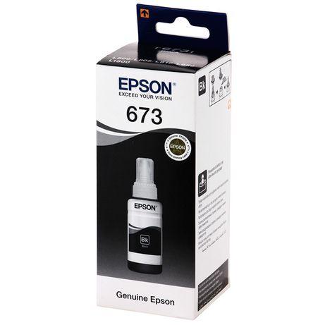 Epson L1800 оригинальный краска 673