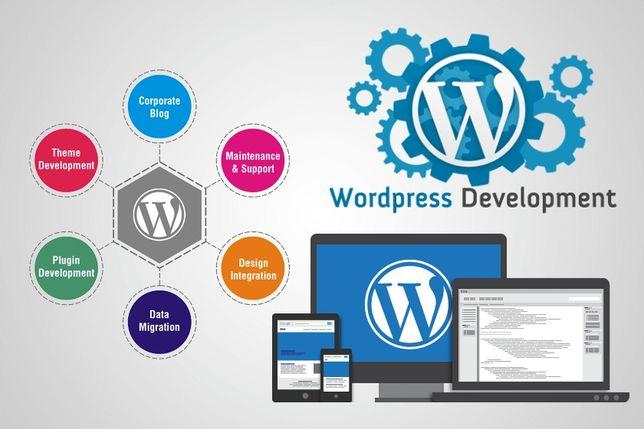 Realizare website wordpress/magazin online