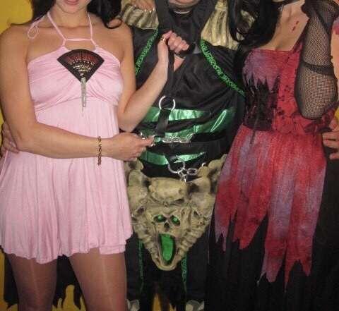 Costum Halloween adult