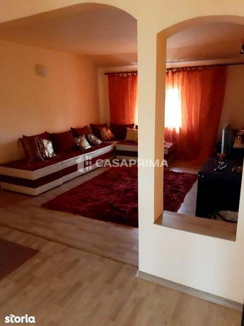 Apartament 3 camere la casă Moara de Vânt-gradină, mobilat, utilat!!