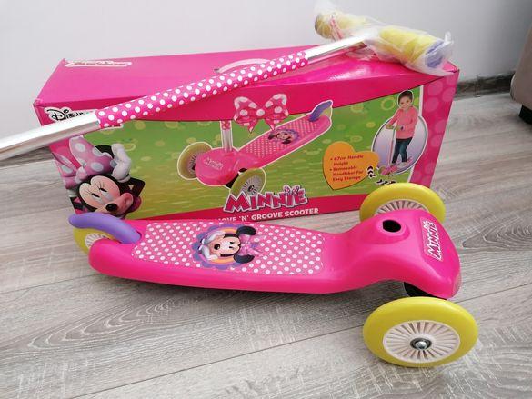 Тротинетка Minnie Mouse