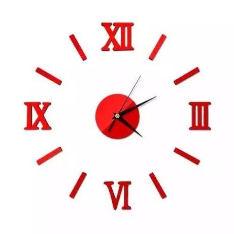 Подарочные римские 3D-часы.